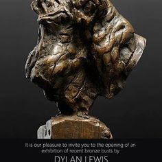 ・・・Please join us at Saturday July, for the opening of Dylan Lewis's solo exhibition of recent bronze busts, at Everard Read Franschhoek gallery. We hope to see you there! Sculpture Garden, Sculpture Art, Bronze Sculpture, Cape Town, This Is Us, Join, Statue, Gallery