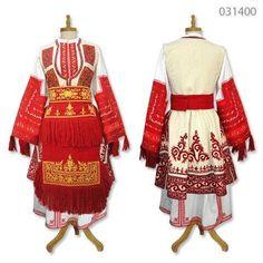 マケドニアの民族衣装だそうです。これで五万円ちょいちょい。女性ものなので要りませんが、くやしいぐらいにかっこいい pic.twitter.com/4lyhWltbq6