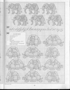 Gallery.ru / Фото #35 - 5 - KIM-3 Cross Stitch Alphabet, Cross Stitch Patterns, Bullet Journal, Studio, Design, Watch, Gallery, Dots, Cross Stitch