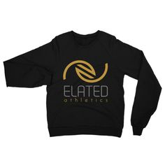 Happily introducing the  Raglan sweater ! Be sure to check it out here:  http://www.elatedathletics.com/products/raglan-sweater . We know you'll love it as much as we do!