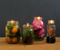 Lifetime candles by white river designs filled with for Does fish oil make you poop