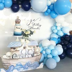 Repost from with our white high gloss backdrop wall customised for a precious Noahs Ark themed Christening Our clear square AMORÈ plinth is hiding behind Noahs Ark too! Christening Themes, Baptism Themes, Christening Party, Baby Boy Christening Decorations, 2nd Birthday Cake Boy, Baby Birthday Themes, Noahs Ark Party, Noahs Ark Theme, Noahs Ark Cake
