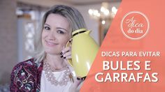 COMO EVITAR CHEIRO RUIM EM BULE E GARRAFA TÉRMICA | A DICA DO DIA COM FL...