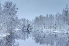 The breath of winter in the pictures 11