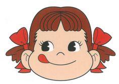 Peko-chan #Fujiya #Milky