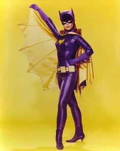 yvonne craig as batgirl - batman 60's