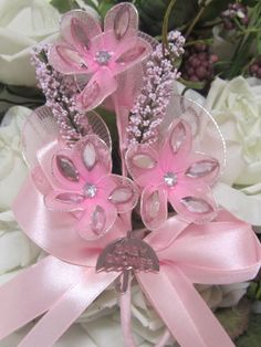 baby shower corsages | Baby Shower Corsage Girl Mother to be Flower Corsage Pink Grandma too ...