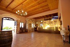 Visit the vineyards and have a taste of the finest local wine! Kos, Wines, Vineyard, Vine Yard, Vineyard Vines, Aries, Blackbird