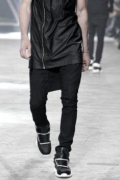 Rick Owens SS 2014 #fashion