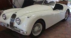 1954 Jaguar XK  - JAGUAR XK ROADSTER