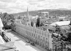 Maravillosa imagen de la Universidad Central de Venezuela