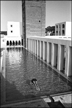 Tourist Complex, Tipaza, Algeria, Fernand Pouillon: