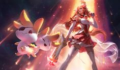 Star Guardian Miss Fortune | LoL Wallpapers