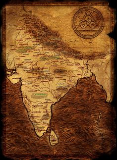 vedic india by simoquin on DeviantArt