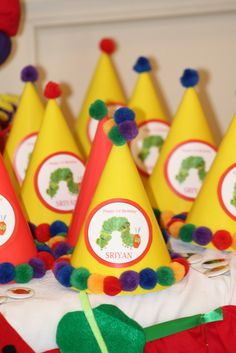 "Photo 2 of 30: The Very Hungry Caterpillar / Birthday ""The very hungry caterpillar 1st birthday"" 