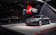 second generation, high performance AUDI R8 debuts at geneva 2015
