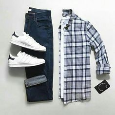 Men's Casual Men's Fashion Tips For Always Looking Great Look Fashion, Autumn Fashion, Mens Fashion, Fashion Outfits, Mode Chic, Mode Style, Shirt Outfit, My Outfit, Style Masculin