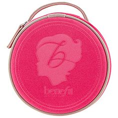I'm excited to get this in the mail.  I wonder how big it is?  Benefit Cosmetics - Makeup Bag  #sephora