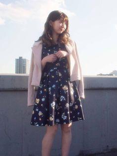 ダズリン dazzlin公式ファッション通販 ランウェイチャンネル【sw】花柄タンクワンピースの詳細情報  RUNWAY channel(ランウェイチャンネル)(021710305101)