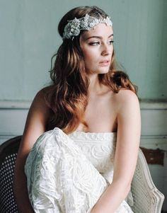 16 increíbles peinados de novia con Cascos //  #Cascos #increíbles #novia #Peinados