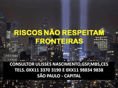 GRTC BRASIL / BRADO ASSOCIADOS: RISCOS NÃO RESPEITAM FRONTEIRAS