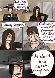 skulduggery pleasant | Tumblr : Art Giveaway stuff.  @cathymorlandleaguette  could you draw ( really any) scene in the End of the World where Val and Skul are picking on Ryan. I'm mostly thinking of the we-don't-talk-about-vampires scene…OR could you do Tanith and Val watching Star Wars?