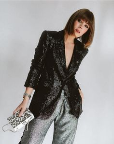 """Straight from the pages of the #MMHolidayEdit, Sequin Separates! The sequin party dress is a wardrobe stable but if you're looking for a fresh way to shine bright like a diamond, try pairing a sequin top with a sequin skirt or pants. Curated a handful of my selects for the season on page 11 of my digital mag on """"stands"""" now 🤗  #ShopStyle #ssCollective #MyShopStyle #ootd #fallfashion #summerstyle #mylook #ShopStyleFestival #wearitloveit #shopthelook #getthelook #lookoftheday #todaysdetails…"""