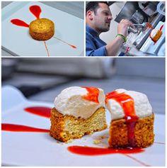 Head Chef Argiris doing what he loves! Error Page, Greek Recipes, Breakfast, Beach, Food, Morning Coffee, The Beach, Essen, Greek Food Recipes