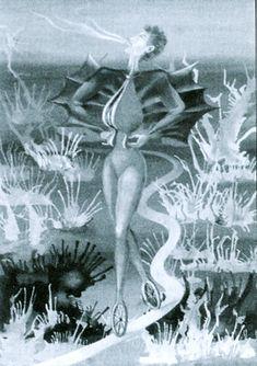 Invierno o (Mejor) Vitaminas, 1947-48 – Remedios Varo Remedios Varo