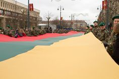 Lithuania's 25 independence anniversary