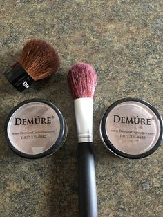 Demure Make-up & Brushes. Starting at $8