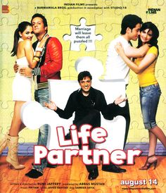 Life Partner (2009) Full Hindi Movie Watch Online Free