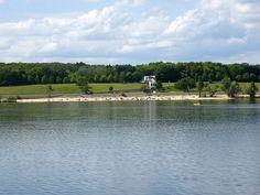Moisson-Mousseaux - La base de plein air et de loisirs