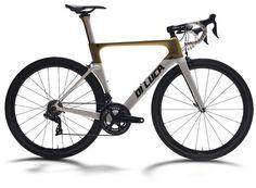 KILLER AERO DI LUCA - Kyklos, La bici dal design italiano