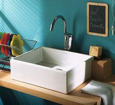 Jacob Delafon Kitchen Sinks : ... 50 x 40 cm) ? poser sur meuble. Delta. Jacob Delafon. Espace Aubade