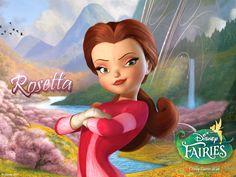 Disney Fairies Rosetta | /