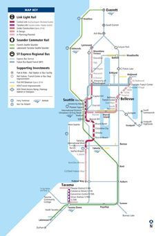 seattle more maps as art subway maps pinterest seattle