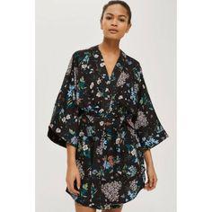 Pyjamas : 10 pièces pour dormir avec style - Larrogante.fr Kimono Topshop