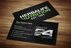 Herbalife Nutrition Cards!!