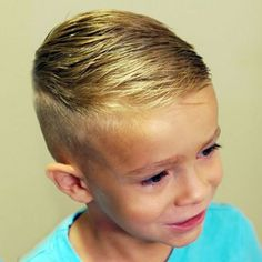 Cute Hairstyles For Little Boys