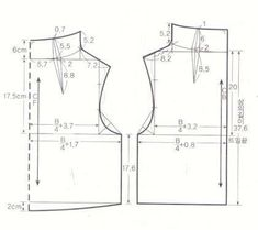 Astounding Must Have Sewing Gadgets Ideas. Marvelously Must Have Sewing Gadgets Ideas. Linen Dress Pattern, Pants Pattern, Blouse Patterns, Clothing Patterns, Sewing Collars, Easy Sewing Patterns, Collar Pattern, Pattern Cutting, Pattern Drafting