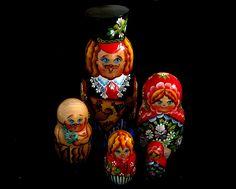 matryoshka-dolls by virtualtamara, via Flickr