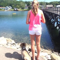 Boothbay Harbor, Overall Shorts, Maine, Overalls, Women, Fashion, Moda, Fashion Styles, Jumpsuits