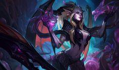 Dragon Sorceress Zyra - League of legends