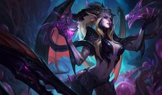 Dragon Sorceress Zyra - League of legends