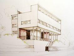 Le Corbusier et Pierre Jeanneret | Flickr - Photo Sharing!