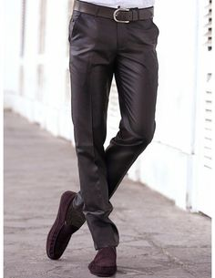 Buy Brown Formal Trouser Online. http://www.bharatplaza.com/mens-wear/trousers.html
