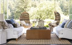 Shop our Living Room Collections at Serena and Lily. Complete the look you want in your living space. Living Room Modern, Living Room Designs, Living Spaces, Living Rooms, Lounge, Beautiful Interior Design, Indoor Outdoor Living, Outdoor Spaces, Studio