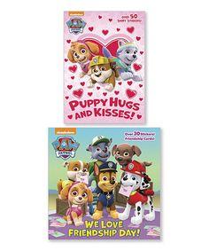 Look what I found on #zulily! PAW Patrol Love Picture Book Set #zulilyfinds