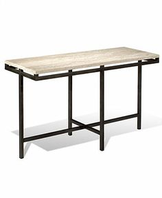 Exact replica of Pottery Barn s Tanner Console Table except it s